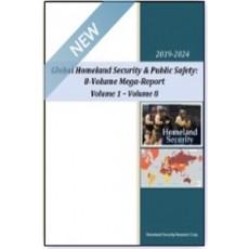 국토안보, 공공안전 분야의 빅데이터 분석 시장 전망(2019~2024)