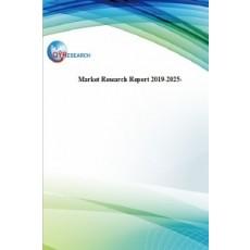 전세계 반도체용 포토레지스트(PR) 시장 전망(2019~2025)