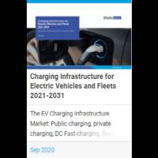 전세계 전기차 충전 인프라 시장 전망 (2021~2031)