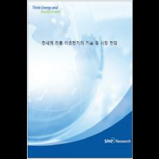 리튬이온전지 급속충전 기술 현황 및 전망