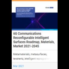 전세계 6G 통신 로드맵, 시장 전망 (2021~2045)