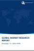 전세계 침식 및 침전물 통제 시장 전망 (~2027)
