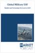 전세계 군용 무인 항공기(UAV) 시장 및 기술전망 (~2029)